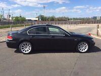 "BMW 7 SERIES 3.0 730D SE 4 DOOR AUTOMATIC 2006 ""56"" REG 83,000 MILES"