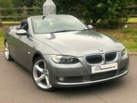 2007/07 Reg BMW 335 3.0 auto 2007MY i SE AUTO CONVERTIBLE HPI CLEAR PX