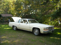 for sale 1981 cadillac coupe deville 2door