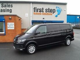 Volkswagen Transporter LWB T30 2.0TDi BMT 150PS Highline