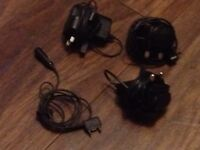 Sony Ericsson Chargers plus Microphone