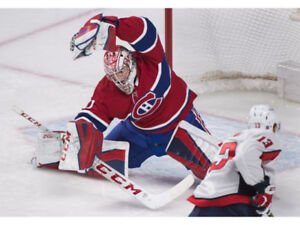 2 excellents billets pour le Canadien!
