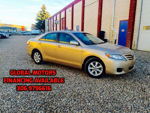 2010 Toyota Camry LE Sedan -FINANCING AVAILABLE