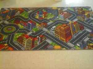 Kids City Street / Road Carpet Playmat Peterborough Peterborough Area image 1