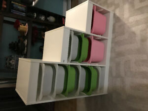 Trofast storage combination from Ikea