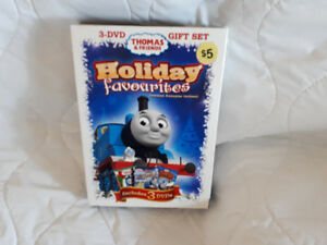 Thomas the Train Box Set DVDs