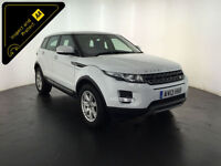 2013 RANGE ROVER EVOQUE PURE TECH SD4 1 OWNER LAND ROVER HISTORY FINANCE PX