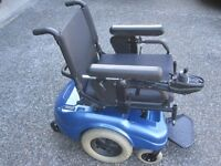 NEED A QUICKIE !!-ELECTRIC POWER CHAIR