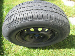 one summer tire P195/70 R14