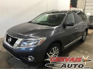 Nissan Pathfinder SL Cuir V6 7 Passagers MAGS 2014