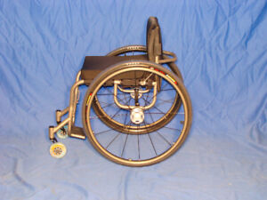Wheelchair - Hi Lite Titanium - Model #73
