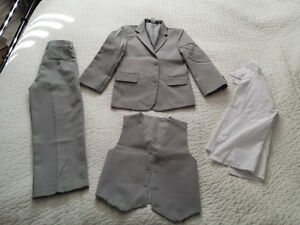 size 7 slim fit boys suit