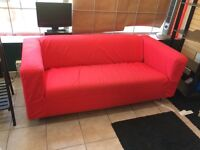 Free Sofa with Free Cover - come get it