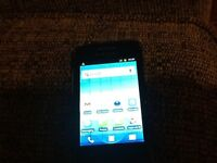 Alcatel one touch mobile phone