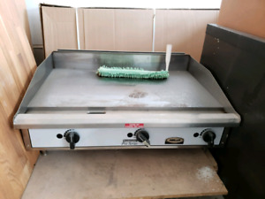 Toast master flat grill for sale