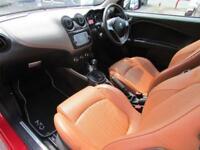 2014 Alfa Romeo Mito 1.4 TB MultiAir Distinctive ALFA TCT 3dr Petrol red Semi Au