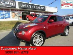 2011 Nissan Juke SL  AWD, ROOF, HEATED SEATS, BLUETOOTH, ALLOYS