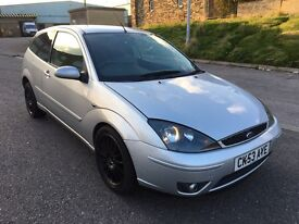 2003 Ford Focus 2.0 ST170 Leather 12 Months MOT Leather Full History Swap P.x welcome