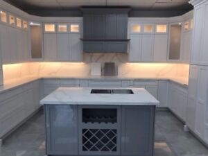 Warehouse Grand Opening Sale High Glossy Kitchen Cabinets