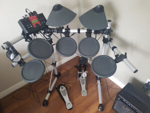 Drum Kit and Accessories for sale
