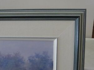 3 Piece Framed Art purchased from Art Gallery Strathcona County Edmonton Area image 6