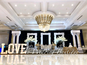 AFFORDABLE DECOR AND SPECIAL EVENT BACKDROPS