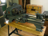 Logan Lathe Model 210  10X24 (1947)