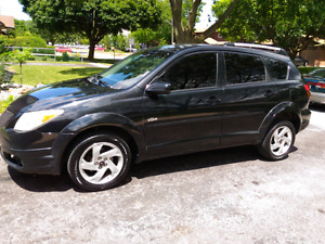 2005 Pontiac Vibe  Safety + E-Tested