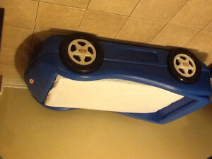 Toddler Car Bed -Little Tikes