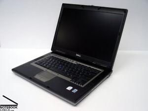 Laptop  Dell  D620  Seulement 129$
