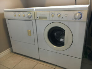 Washing Machine & Dryer (pair) - Frigidaire