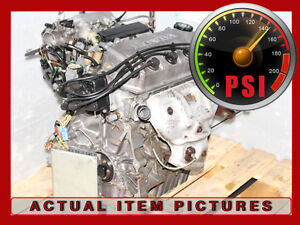 JDM HONDA CIVIC D15B 1.5L DUAL STAGE VTEC ENGINE 1996-2000