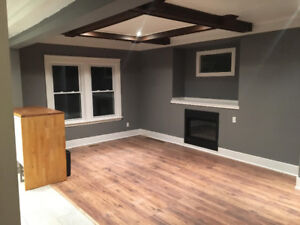 Beautifully Renovated 2 Bedroom Gage Park Area Apartment