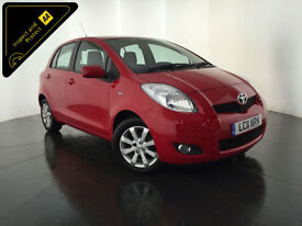 2011 TOYOTA YARIS T SPIRIT VVT-I 1 OWNER SERVICE HISTORY FINANCE PX WELCOME