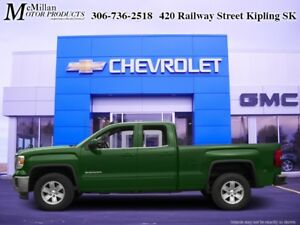 2014 GMC Sierra 1500 SLE  DOUBLE CAB,PST PAID