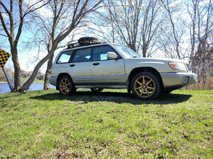 2002 Subaru Forester S *AS IS*