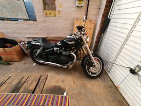 Triumph Speedmaster Motorbike 2006