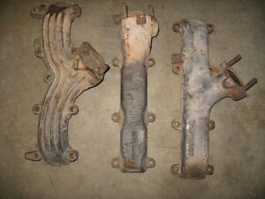 Ford/Mercury FE engine series exhaust manifolds, sell or trade London Ontario image 1