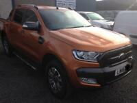 Ford Ranger Wildtrak 18 Reg brand new 3.2 tdci automatic