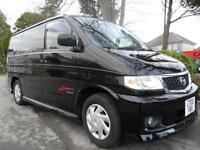 MAZDA BONGO 2.0 2003 MPV FITTED MOTOR HOME COMPLETE WITH M.O.T HPI CLEAR INC