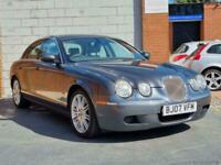 2007 Jaguar S-Type 2.7 D V6 SE 4dr Saloon Diesel Manual