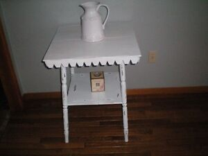 Antique All Wood Table