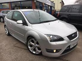 Ford Focus 2.5 ST-2 225 SIV 2007 ST2 72332 MILES***COMPREHENSIVE SERVICE HISTORY