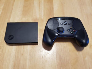 Valve Steam Link with Steam Controller