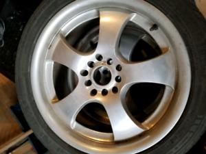 "Low pro wheels 17"" rims"