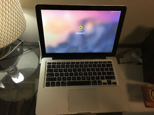 For sale MacBook Pro 13.3(fast running)