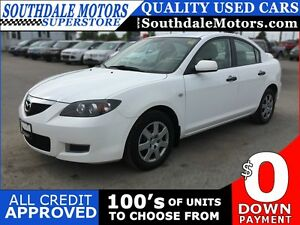 2009 MAZDA 3 EXTRA CLEAN * LOW KM