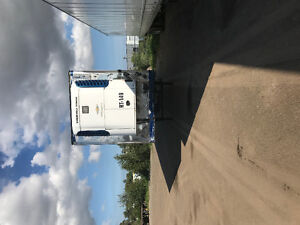 2005 Wabash Reefer trailer with Thermo King reefer