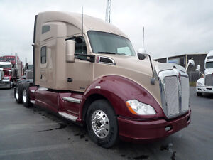 2014 Kenworth T680 with WARRANTY to Dec. 2018