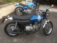 Harley Davidson Aermacchi 350ss